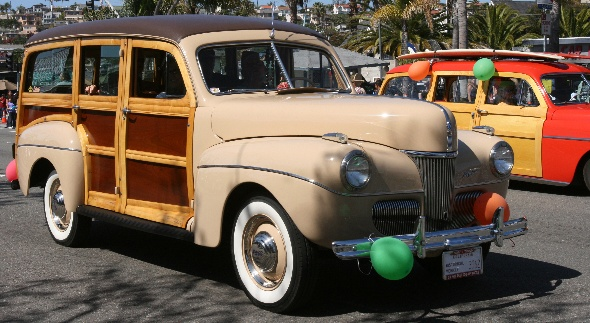 Southern California Woodie Club