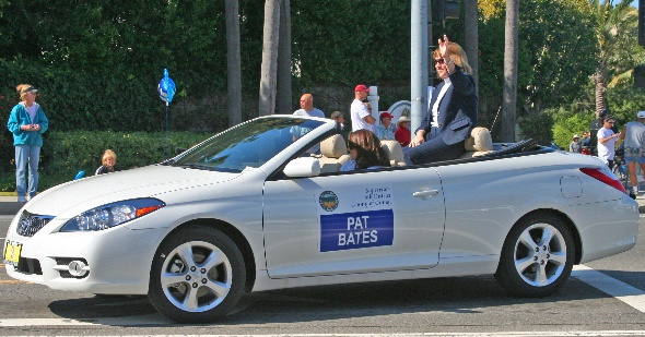 County Supervisor Pat Bates