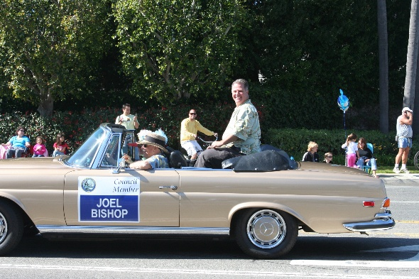 City Council Member Joel Bishop