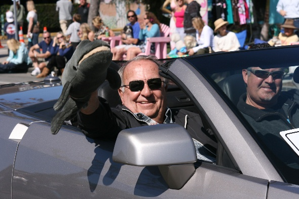 Grand Marshall Don Hansen