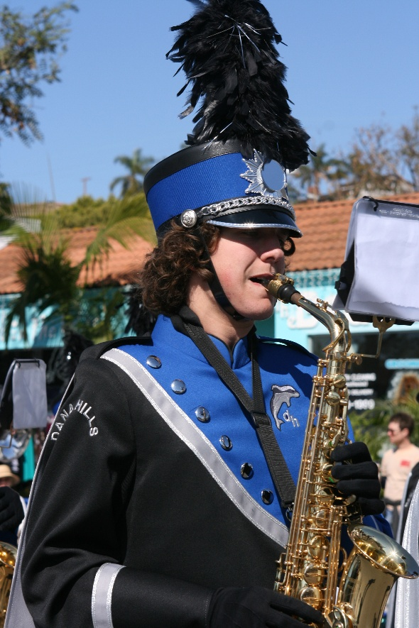 Dana Hills High School Band