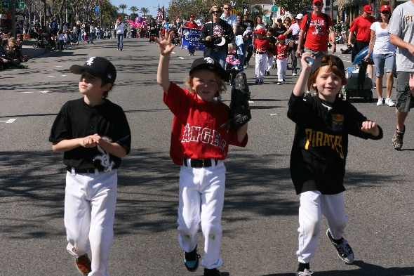 Dana Point Youth Baseball
