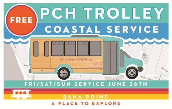 Check out the PCH Trolley!!