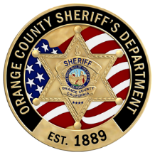 Orange County Sheriff's Department Seal