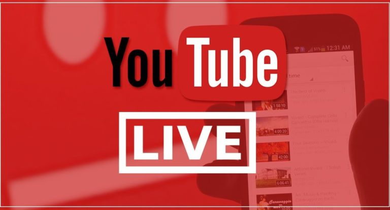 YouTubeLive