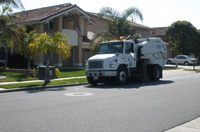 Street Sweeping Photo